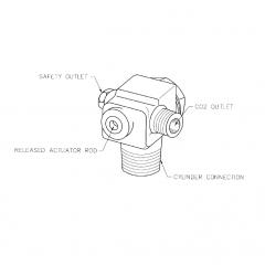Цилиндрический клапан NHV-7