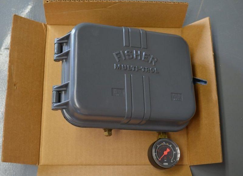 Пневматический контроллер Fisher серии 2516 Multi-Trol