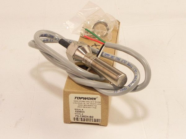 Topworx Go Switch Limit Switch Model 73 73-13524-B2