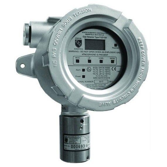 Газовый детектор Модель FGD10A