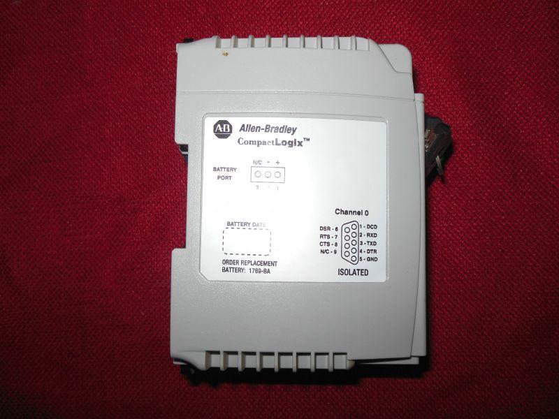 Allen Bradley CompactLogix Controller 1769-L35E