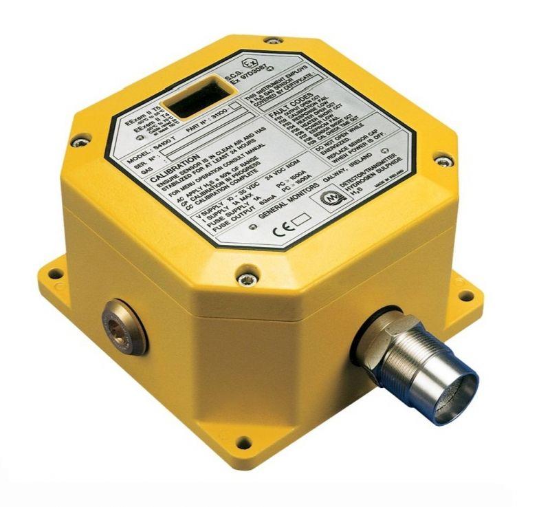 Газоанализатор сероводорода General Monitors S4100T