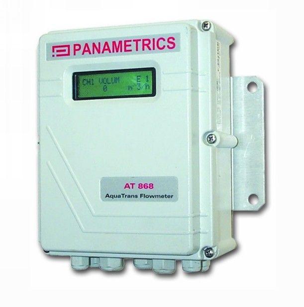 Ультразвуковой счетчик расходомер жидкости GE Panametrics AquaTrans AT868