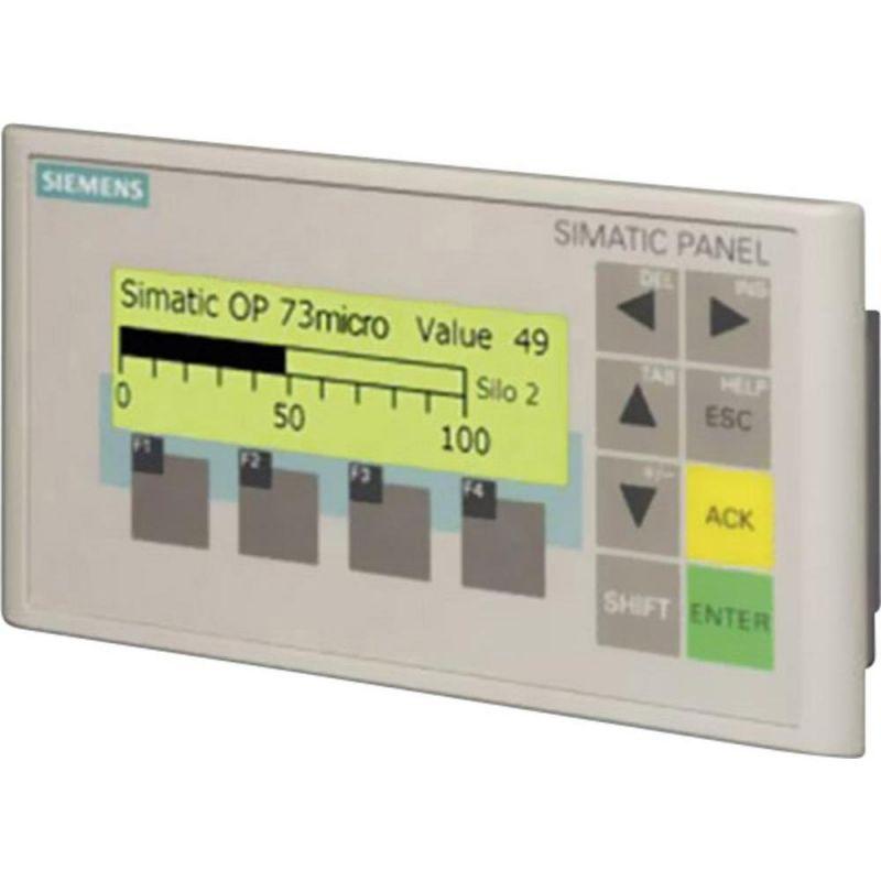 Графический дисплей Siemens SIMATIC 6AV6640-0BA11-0AX0