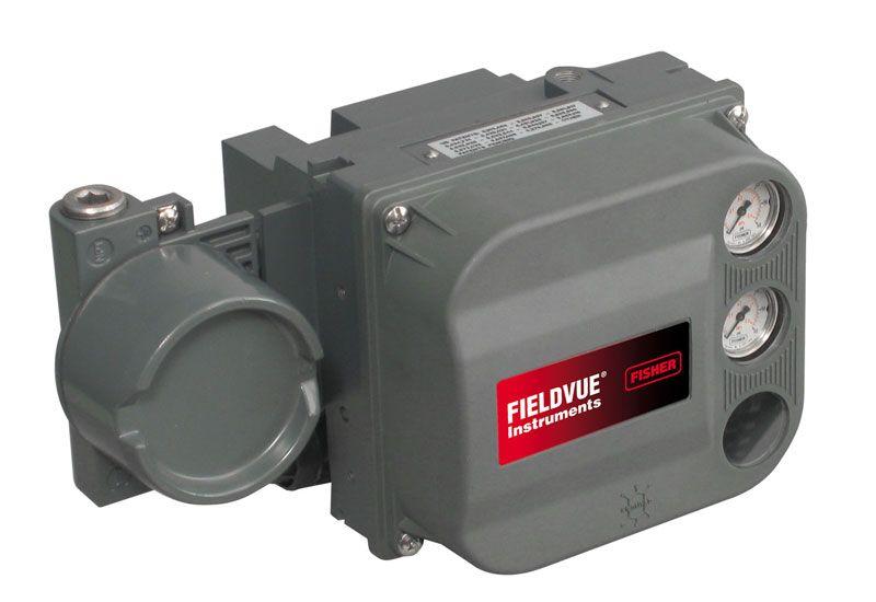Цифровой контроллер клапанов Fisher DVC6200
