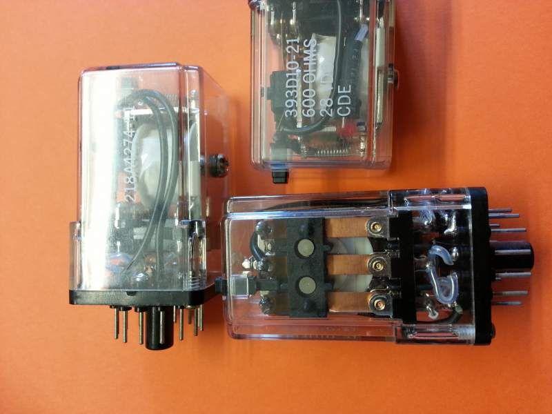 Реле штепсельное 218A4274P011 General Electric