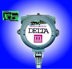 Термодифференциальный сигнализатор уровня, расхода, раздела фаз VERSA SWITCH VS5100