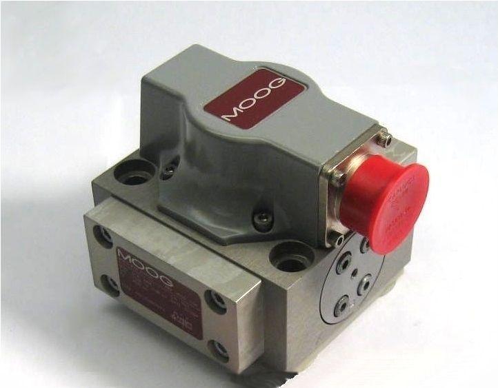 Сервоклапан Moog G761-3008