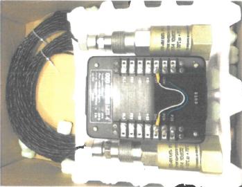 Испытания системы контроля пламени производства ООО «АМ КИП»