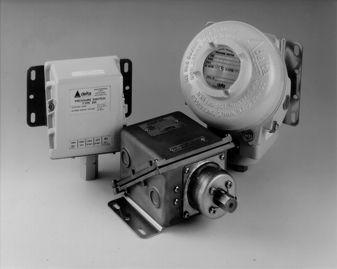 Высокоточные сильфонные реле давления серии 200 Delta Controls