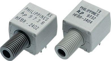 Оптоволоконный трансивер HFBR-1404