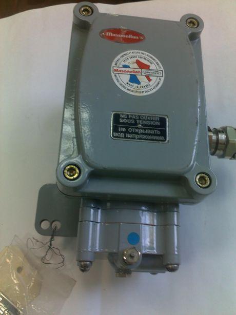 Электропневматический позиционер Masoneilan 8013-757