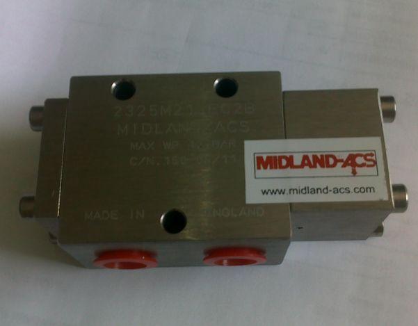 Пневмоусилитель Midland pneumatic 2325M21-EC2B