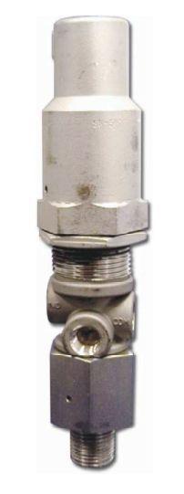Поршневые (штоковые) устройства контроля высокого и низкого давления типа HL-2